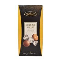 Chocolate Carmelo Twist Bombón 120g