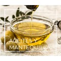 Aceite y Mantequilla