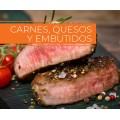 Carnes, Quesos y Embutidos