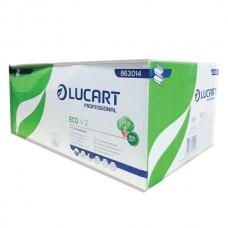 Toalla Interfoliada ECO Blanca V2 Lucart 1X20