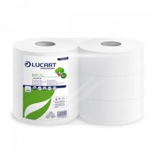 Papel Higiénico Eco Blanco 360m 6r (2h) Lucart