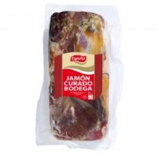 Jamón Serrano Espuña bloque 5 kg apx ud/se muestra el precio por kg