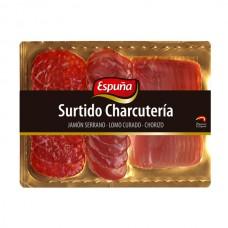 Surtido de Charcutería Espuña paquete 200 gr
