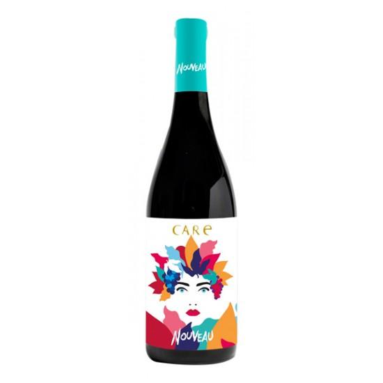 Vino Care Nouveau tinto maceracion carbonica Tempranillo Garnacha 750 ml