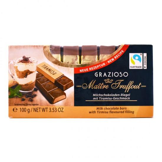 Chocolate Tiramisú 100gr