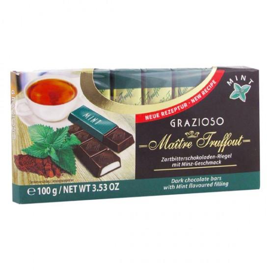 Chocolate menta 100gr