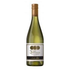 Vino Santa Rita 3 Medallas Blanco Chardonnay 750 ml