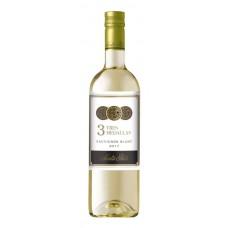 Vino Santa Rita 3 Medallas Blanco Sauvignon Blanc 750 ml