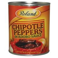 Chile Chipotle en salsa Roland 737gr