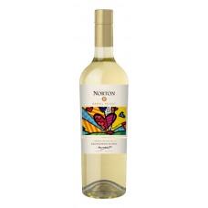Vino Norton Britto Blanco Sauvignon  Blanc 750 ml