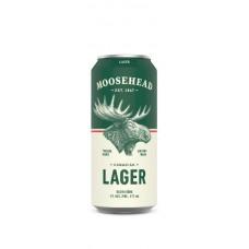 Cerveza Lager Moosehead Lata 355 ml