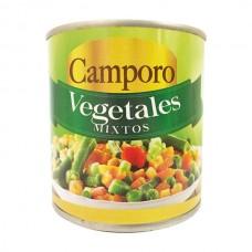 Vegetales Mixtos en Lata Camporo 215 gr