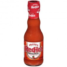 Salsa Picante Red Hot Frasco French´s 148 ml