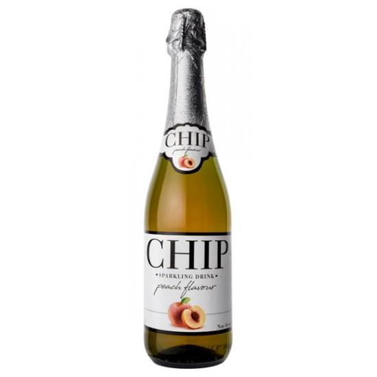 Vino Chip Espumante Sin Alcohol melocotón 700ml