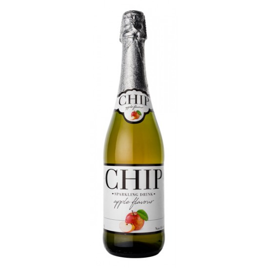 Vino Chip Espumante Sin Alcohol manzana 700 ml