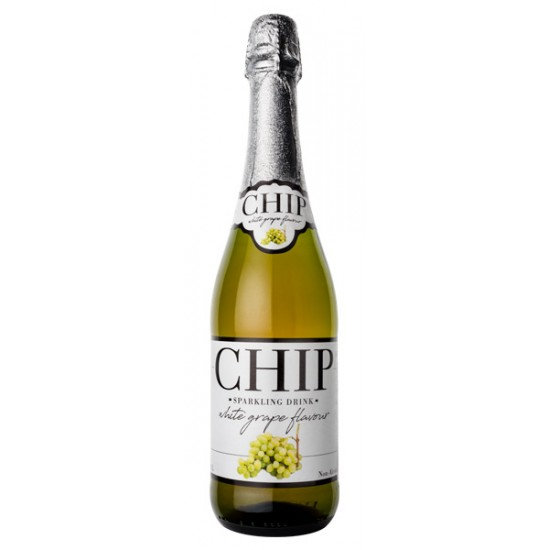 Vino Chip Espumante sin alcohol Uva Blanca 700ml