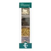 Estuche Bótanicos para Gin&Tonic Premium II (jengibre, pimienta de Cubeba, flor de azahar y macis) 152 gr
