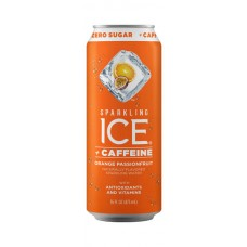 Agua Sparkling Cafeína Orange Passion Fruit 473 ml