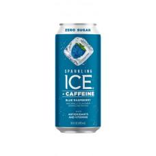 Agua Sparkling Cafeína Blue Raspberry 473 ml