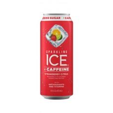 Agua Sparkling Cafeína Strawberry Citrus 473 ml