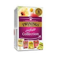 Té Infuso 5 Sabores Twinings 20 Sobres