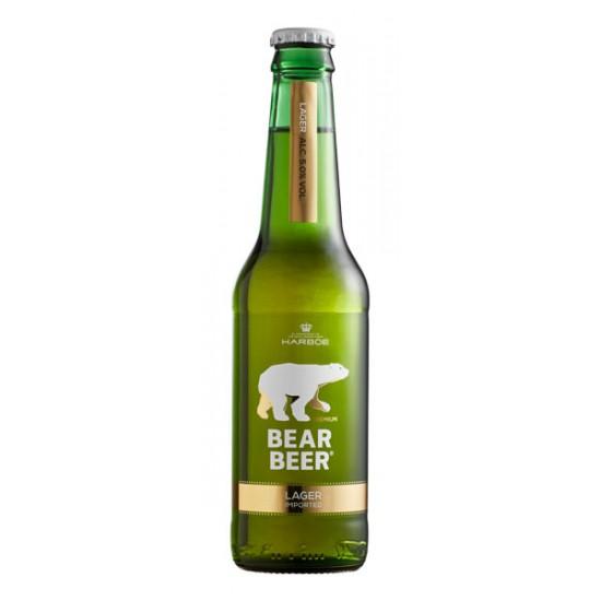 Cervezas Bear Beer Botella 330 ml