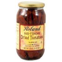 Tomate seco en aceite de oliva Roland 907gr