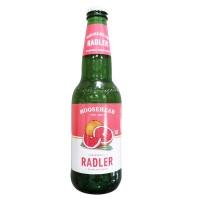 Cerveza Moosehead Radler Toronja botella 341 ml