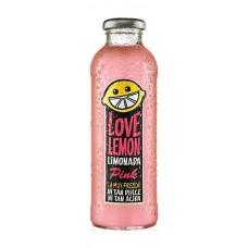 Limonada Love Lemon Pink 475ml