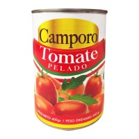 Tomate Pelado Camporo 400gr