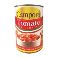Tomate en Trozos Camporo 400gr