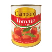 Tomate Pelado Camporo 800gr