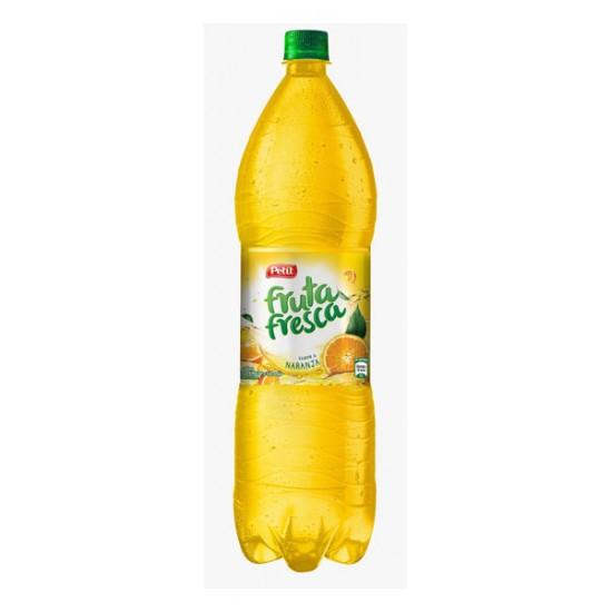 Bebida de Naranja Fruta Fresca 2L