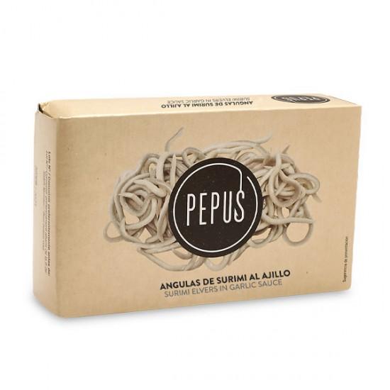 Gula al ajillo Pepus 125 gr