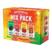 Cerveza Radler Moosehead Mix Pack lata 12x355ml