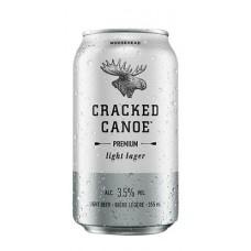 Cerveza Cracked Canoe lata 355 ml