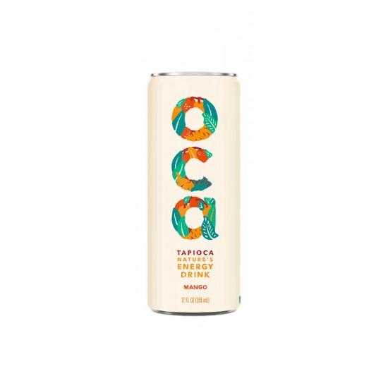 Bebida energética Oca mango 355 ml