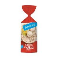 Tortita de arroz integral Bicentury 30gr