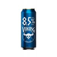 Cerveza Viking Strong lata 500 ml 8.5% alcohol