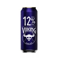 Cerveza Viking Strong lata 500ml 12% alcohol