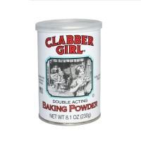 Polvo Hornear Clabber Girl 4onz