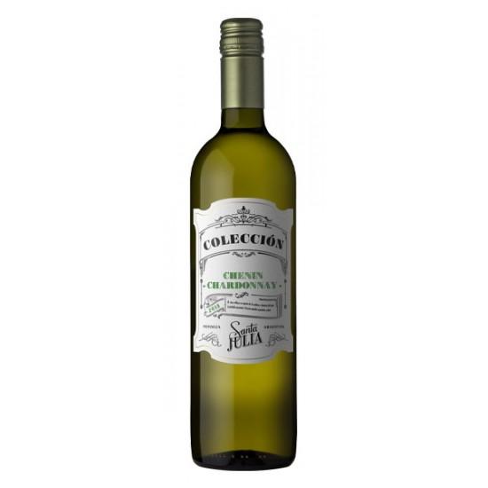 Vino Colección Santa Julia Chenin Chardonnay 750 ml