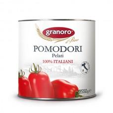 Tomate Pelado Granoro 2550gr