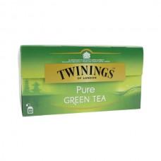 Té Verde Puro Twinings 25 bolsas