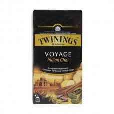 Té Negro Indian Chai Twinings 25 bolsas