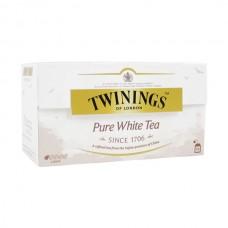 Té Blanco Puro Twinings 25 bolsas