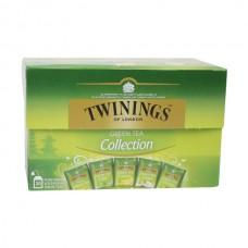 Té Verde Variado 5 Sabores Twinings 20 bolsas