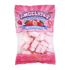 Marshmallows Churro Fresa Guandy 200 gr