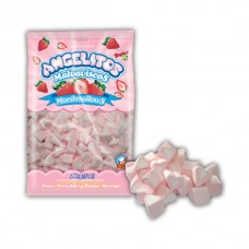 Marshmallows Corazon Fresa Guandy 200 gr