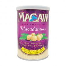 Macadamia con sal Macaw Lata 142 gr